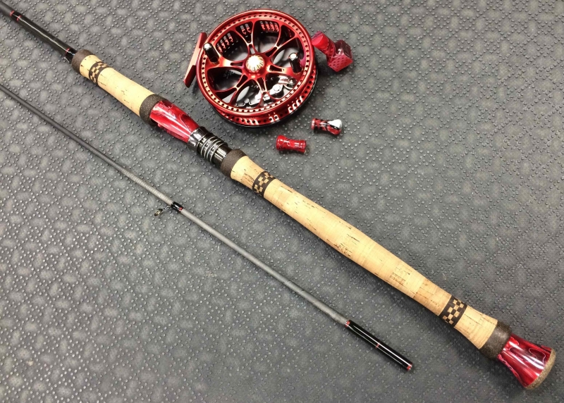 custom fishing rod building supplies