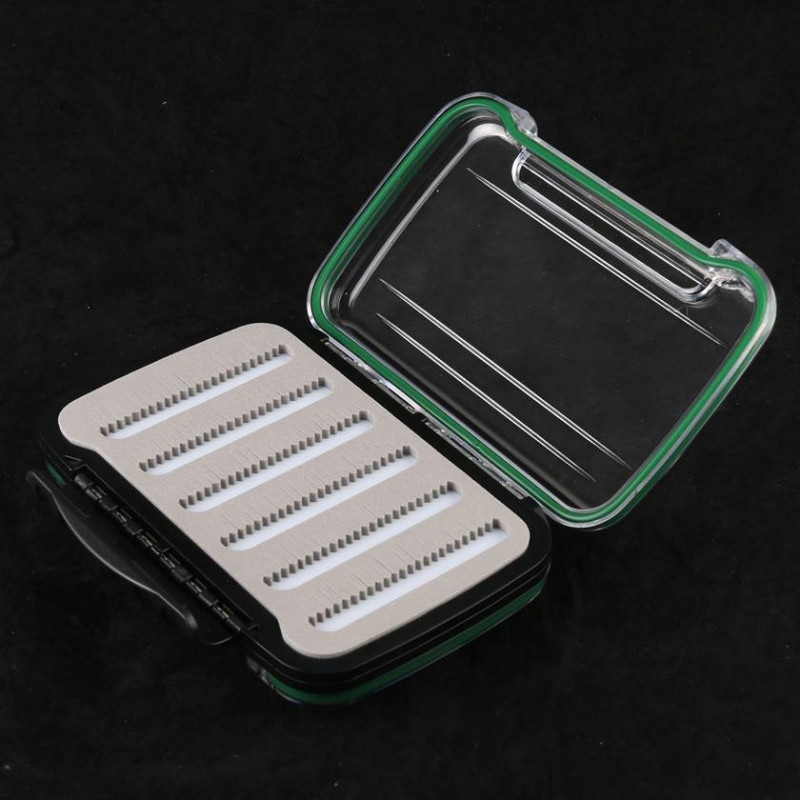 Pfg professional fishing gear waterproof fly boxes for Professional fishing gear