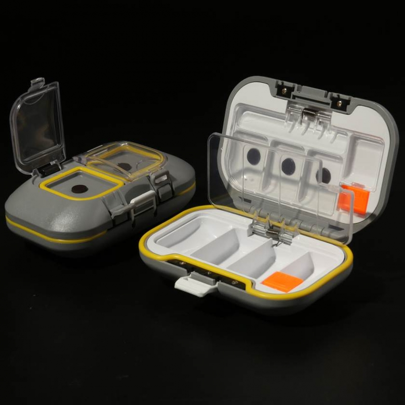 PFG - Professional Fishing Gear - Waterproof Magnetic Fly Boxes.